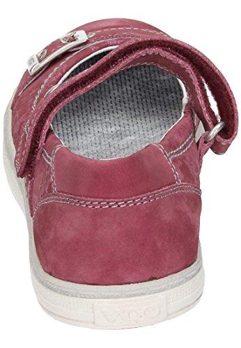 VADO Maedchen Ballerinas rot, 530371-4 Rouge