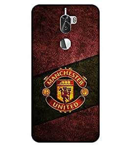 Takkloo cover with team name covers for football lovers, football inspiredteam sign) Printed Designer Back Case Cover for Coolpad Cool1