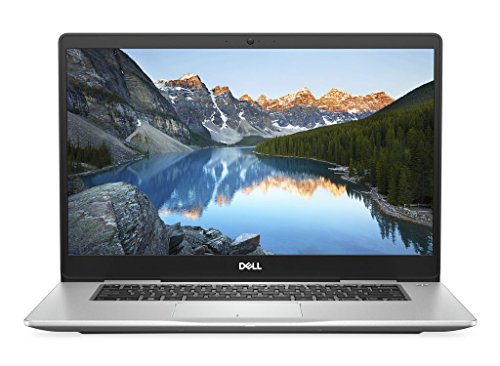 Dell Inspiron 15 7570 39,6 cm (15,6 Zoll FHD) Laptop(Intel Core i7-8550U, 1TB HDD + 256 GB SSD, NVIDIA GeForce 940MX with 4GB GDDR5 Graphics Memory, Win 10 Home 64bit German) Platin Silber
