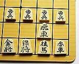 Zantec Japanese Chess: Folding Travel Magnetic Shogi Set