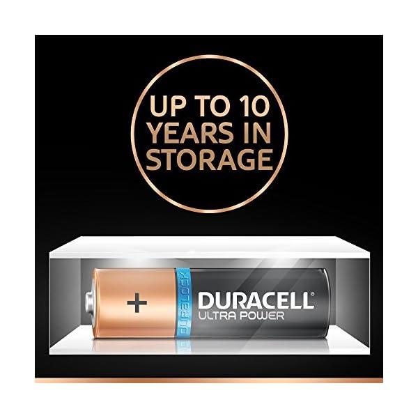 Duracell Ultra AA Alkaline Batteries [Pack of 12], 1,5 Volts LR06 MX1500