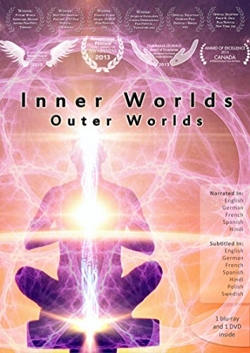 Inner Worlds, Outer Worlds Dvd/ Blu-ray Combo Pack (Packs Innere)
