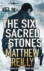 The Six Sacred Stones (Jack West Novels Book 2)