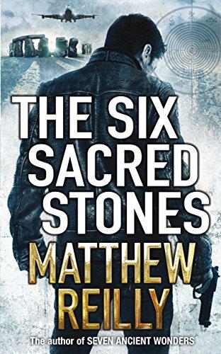 The Six Sacred Stones (Jack West Novels Book 2) (English Edition)