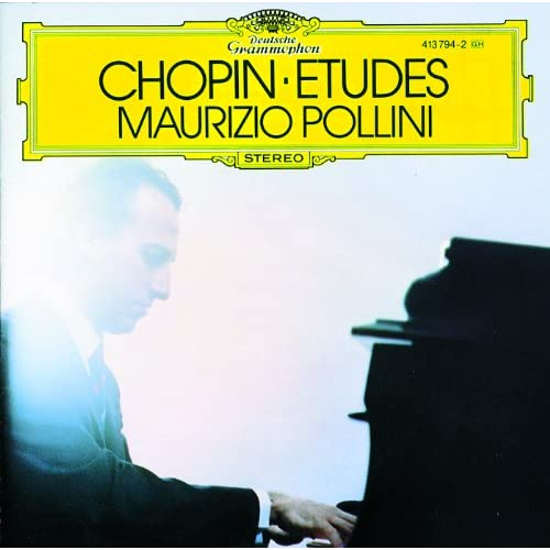 Chopin: 12 Etudes, Op.10 - No.4 In C Sharp Minor