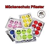 RheinAdler Mückenschutz Pflaster - Natürliche Formel(40 Packungen) (20 Packungen)