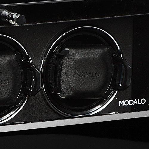 Modalo Clasico MV3 Uhrenbeweger für 3 Automatikuhren in schwarz 3303113 - 5