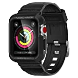 Spigen Apple Watch 42mm Coque, Rugged Armor Pro conçue pour Apple Watch 42mm Serie...