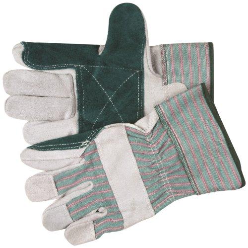 MCR Sicherheit 1361Select Schulter Double Leather Palm Handschuhe -