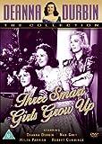 Deanna Durbin - Three Smart Girls Grow Up [DVD] [1939]
