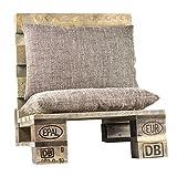 Palettenmöbel Lounge-Sitz NISSI aus ippc zertifizierten Europaletten, jedes Teil ist einzigartig und Wird in Deutschland in Handarbeit gefertigt