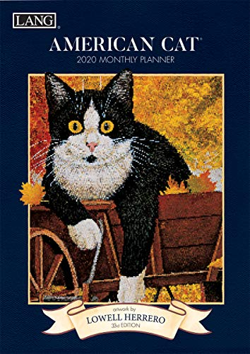 LANG American CatTM 2020 Monthly Pocket Planner (20991003156)