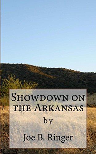 Showdown on the Arkansas (Marshal Jim Leach Book 1) (English Edition) -