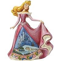 Enesco Disney Traditions Figurine Aurora, Pvc, Multicolore, 5x6x12 (Disney Castello)