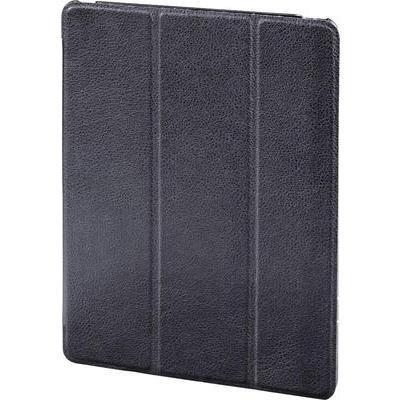 """Preisvergleich Produktbild 'Hama Fold CLEAR 9.7""""Ordner Schwarz–Schutzhüllen für Tablet (Rückenlehne, Apple, iPad 9,7(2017), 24,6cm (9,7), 177g, schwarz)"""