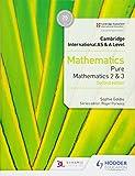 #3: Cambridge International AS & A Level Mathematics Pure Mathematics 2 and 3 second edition