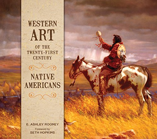 Western Art of the Twenty-First Century: Native Americans -
