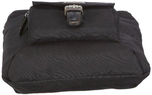 Tom Tailor Acc RINA 11223 Damen Schultertaschen 23x23x4 cm (B x H x T) Schwarz (schwarz 60)
