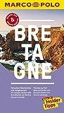 MARCO POLO Reiseführer Bretagne: Reisen mit Insider-Tipps. Inklusive kostenloser Touren-App & Update-Service - Stefanie Bisping
