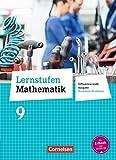 Lernstufen Mathematik - Differenzierende Ausgabe Nordrhein-Westfalen: 9. Schuljahr - Schülerbuch - Helga Berkemeier