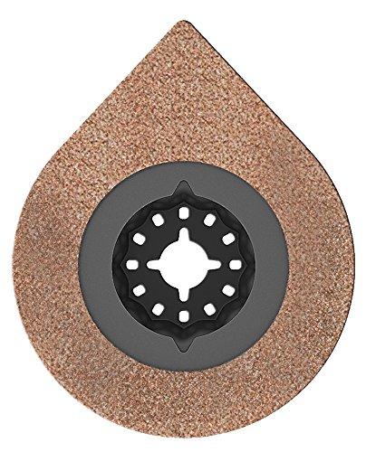 Bosch DIY Karbid Segmentsägeblatt (Mörtel und Fliesenkleber für Multifunktionswerkzeuge Starlock) (3Max, AVZ 70 RT4)