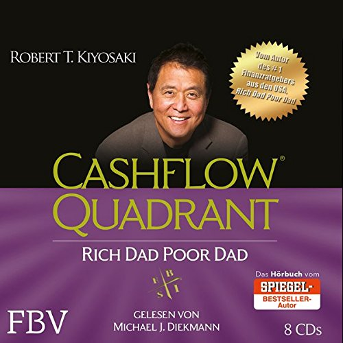 Cashflow Quadrant: Rich Dad Poor Dad for sale  Delivered anywhere in UK