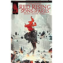 Pierce Brown's Red Rising: Sons Of Ares #3