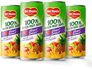 Del Monte Heart Smart® - 100% Mixed Fruit Juice with Reducol®, a Natural Plant Based Ingredient That Lowers Ba