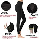 Leggings Nahtlose Shapewear Frauen/Damen Bauch Beine Körperkontrolle Sculpting Schlaf Beinformer Legging by Vovotrade