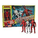 Marvel Retro Figura Deadpool Limited Edition Collector Set 20 cm