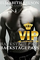 Backstage Pass: V.I.P. (The Backstage Pass Rock Star Romance Book 2) (English Edition)