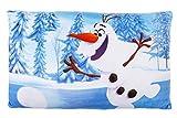 """Disney Frozen Kissen """"Olaf"""" blau"""