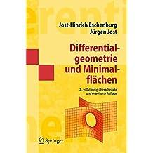 Differentialgeometrie Und Minimalflächen (Springer-Lehrbuch Masterclass) (German Edition)