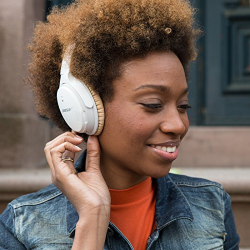 Bose ® SoundLink around-ear kabellose Kopfhörer II weiß - 5