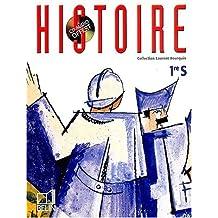 Histoire, première, Bac S by Bourquin (2003-06-04)