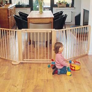 Krabbelhit - Barrière de Sécurité Enfants pour Ouverture MaXXL