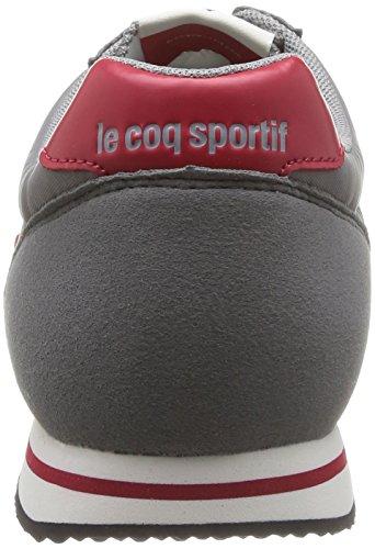Le Coq Sportif Bolivar, Baskets mode homme Gris (Titanium)
