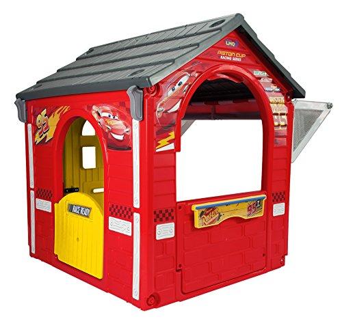Cars 3 - Garaje, Color Rojo (Injusa 20365)
