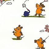 P+S 05211-10 Papier Tapete Kollektion Die Maus