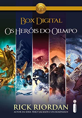 Os Heróis Do Olimpo - Box (Portuguese Edition)