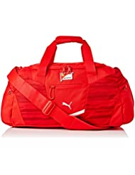 Puma Ferrari Replica Medium Teambag Bolso de Deporte, Unisex Adulto, Rojo, Talla Única