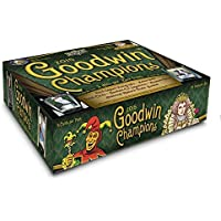 2015 Goodwin Champions Cards
