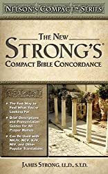 Compact Bible Concordance (Nelson's Compact Series) by James Strong (2004-08-01)