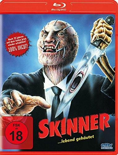 Skinner - Uncut [Blu-ray]