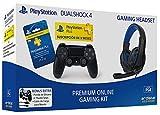Ardistel - Premium Online Gaming Kit (PS4) - Mando Dualshock 4 V2 + PS Plus 3 meses + Auriculares + cable de carga + funda y grips