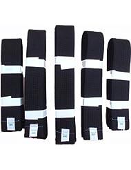 Las artes marciales–negro cinturones–cada tamaño, 280 cms