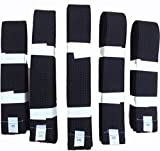 All Martial Arts Black Belt length 280 cms - Sportsupply.org - amazon.co.uk
