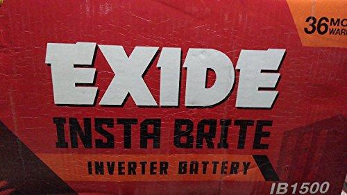 Exide 150 Ah New Insta Brite Battery
