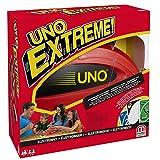 Mattel Games V9364 – UNO Extreme Kartenspiel mit Kartenwerfer, geeignet für 2 – 10 Spieler, Spieldauer ca. 15 Minuten, ab 7 Jahren - 4