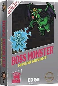 Asmodee-Boss Monster-Nivel suivant, efbwbm02, no precisa